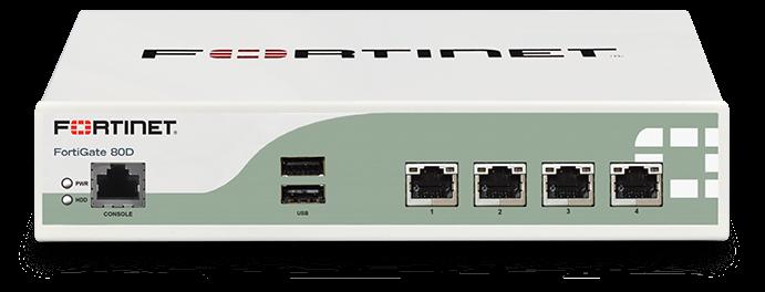 Fortinet Fortigate Fg 80d 950mbps Utm Next Gen Firewall